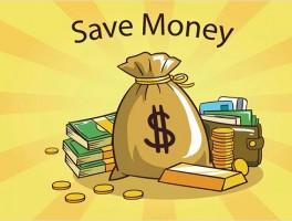 开始省钱和存钱,学会聪明花钱